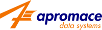 Logo of the apromace data systems GmbH | Graphic: apromace data systems GmbH