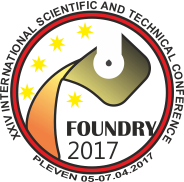 24. International Conference Foundry 2017, Pleven | Grafik: Scientific-Technical Union of Mechanical Engineering